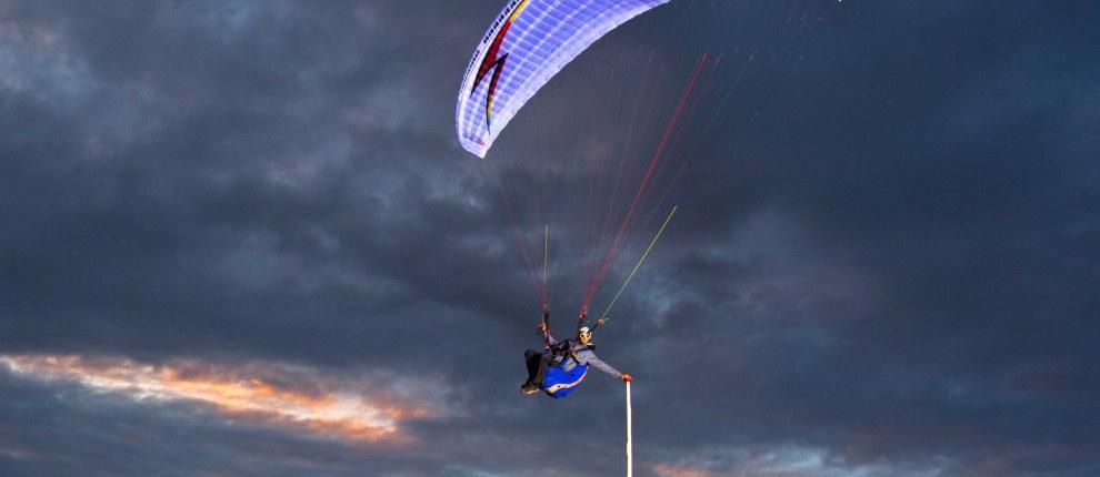 Mi a siklóernyő és a siklóernyőzés?