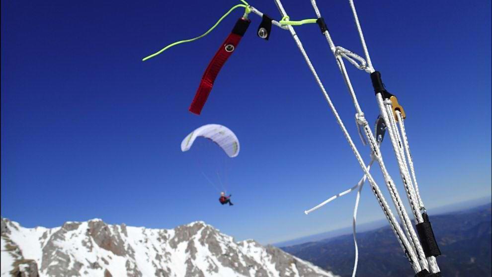 Szlovéniai túránk keretén belül elindult a Hike & Fly képzésünk
