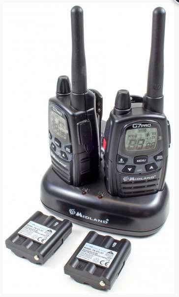 Midland G7E Pro PMR rádió