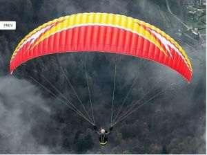 Siklóernyő - Airborne
