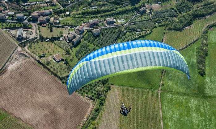 AirDesign Vita 2 siklóernyő