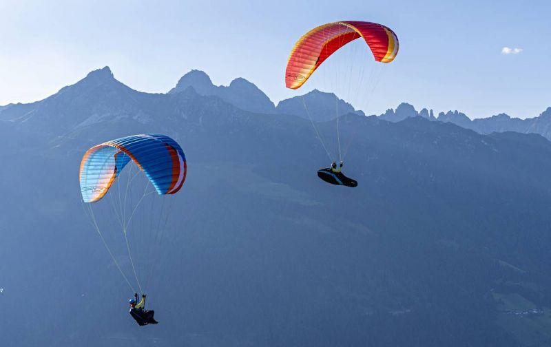 AirDesign EAZY siklóernyő