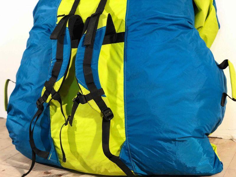 AirDesign Fastbag siklóernyő gyorszsák