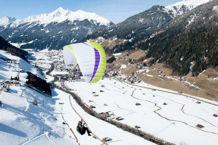 AirDesign EAZY Superlight siklóernyő