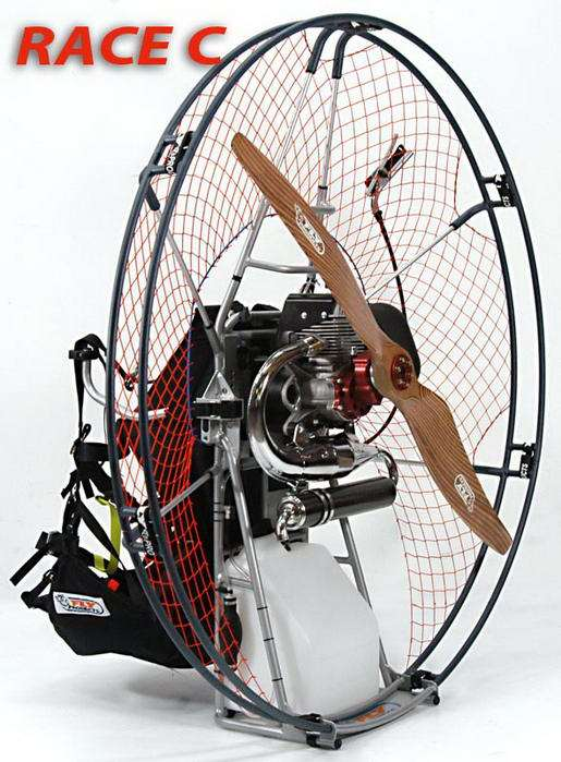 Fly Products Standard Race C hátimotor