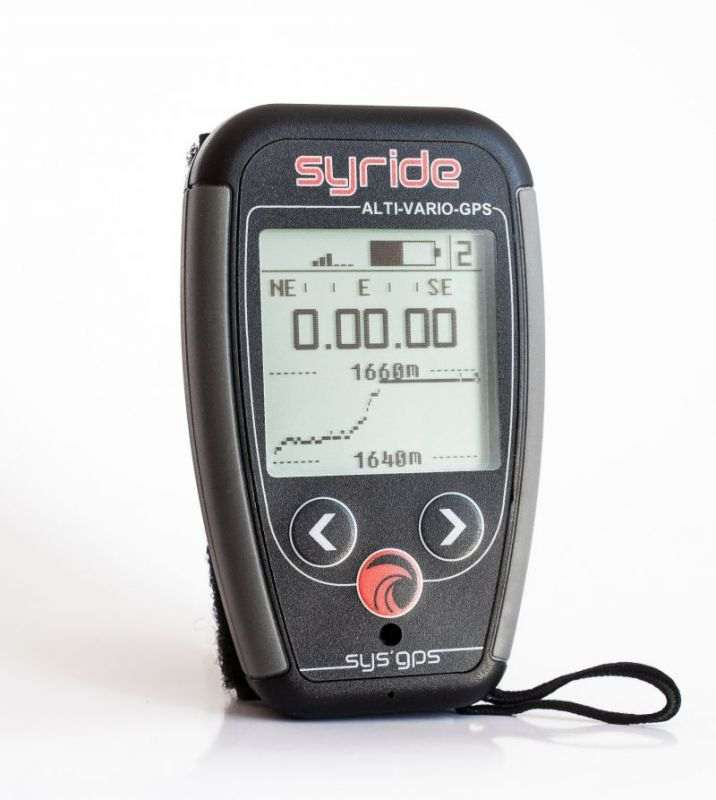 Syride SYS'GPS V3 varió